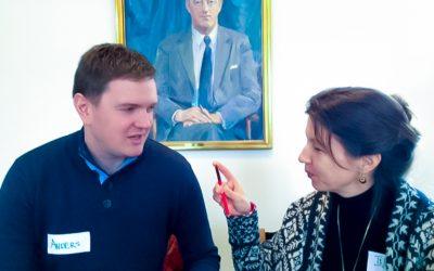 Lunderskov Efterskole uddanner debatpiloter
