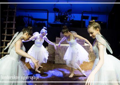 Juleshow 2016 – Dans