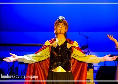 Juleshow 2016 – Teater