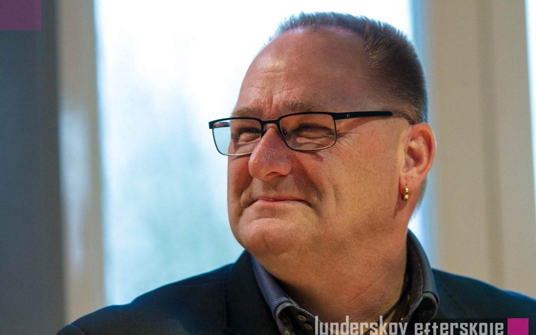 Jens Jørgen Jensen i 25 år