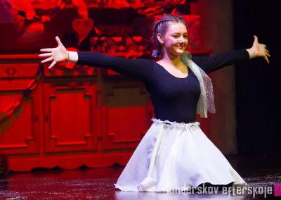 Juleshow 2017 – Dans