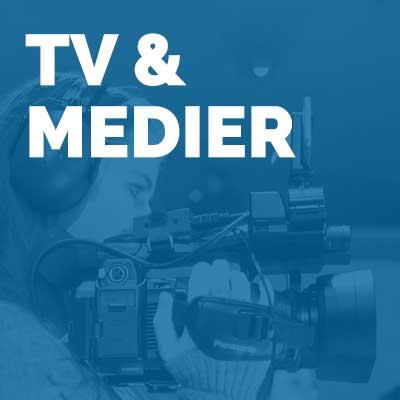 Linjefaget TV & Medier på Lunderskov Efterskole