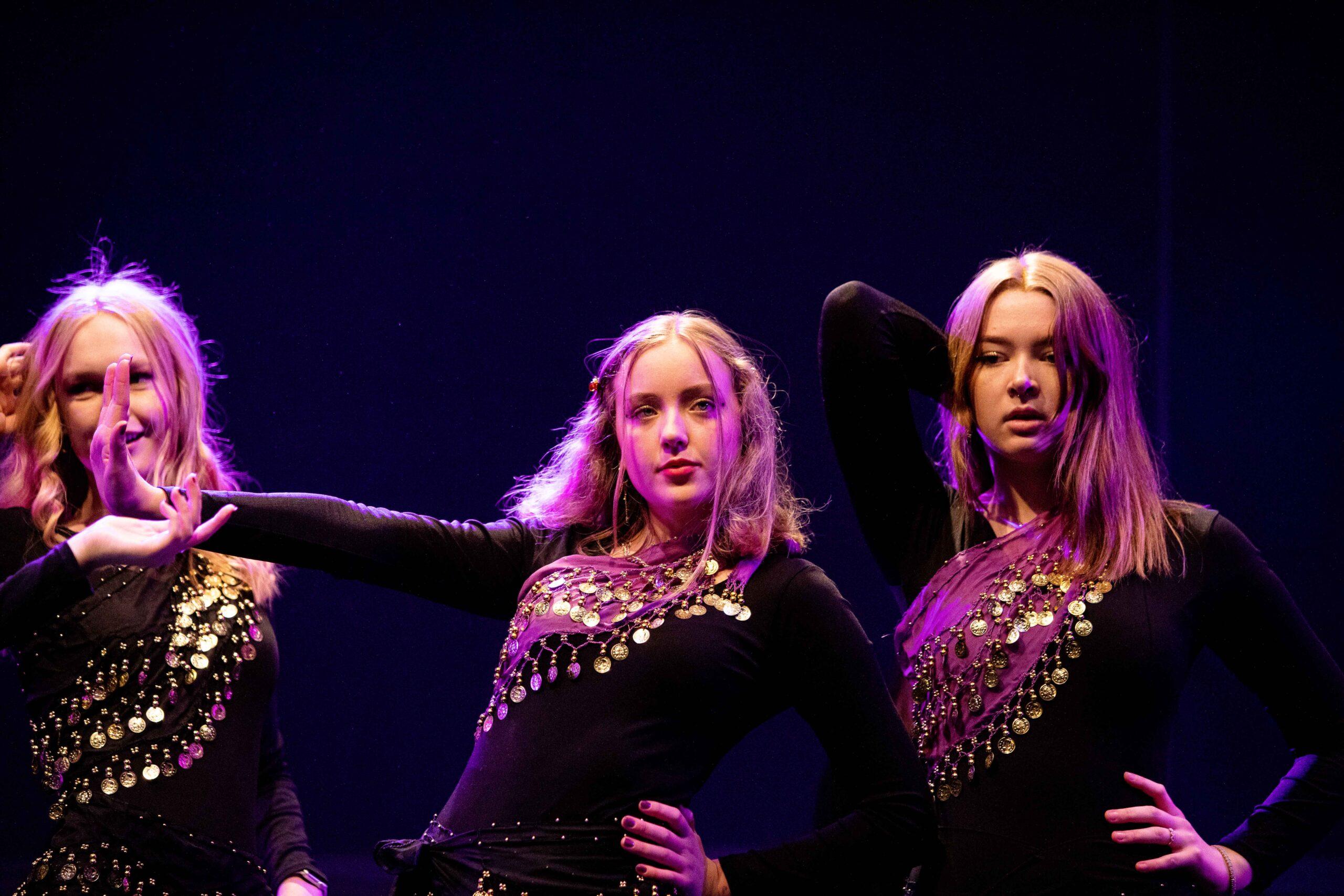 Dans til performance festival