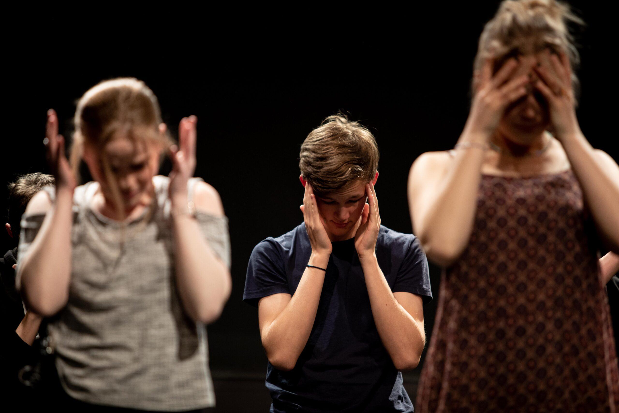 Teater og følelser på efterskole