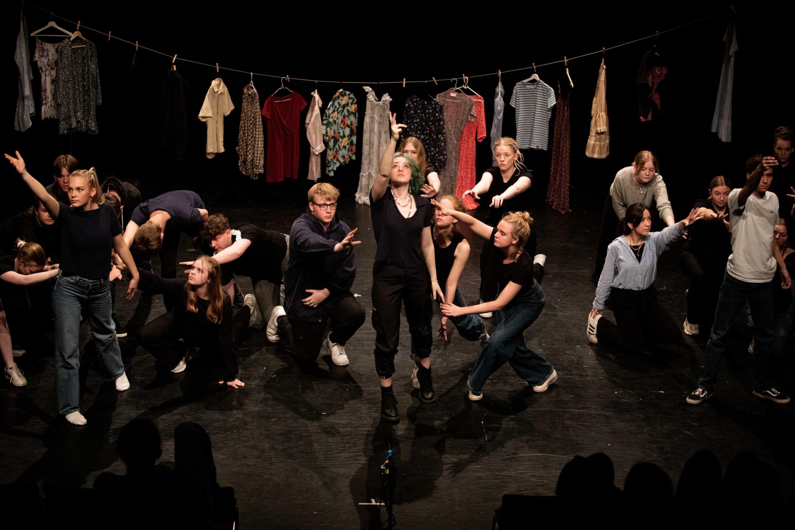 Teater og skuespil