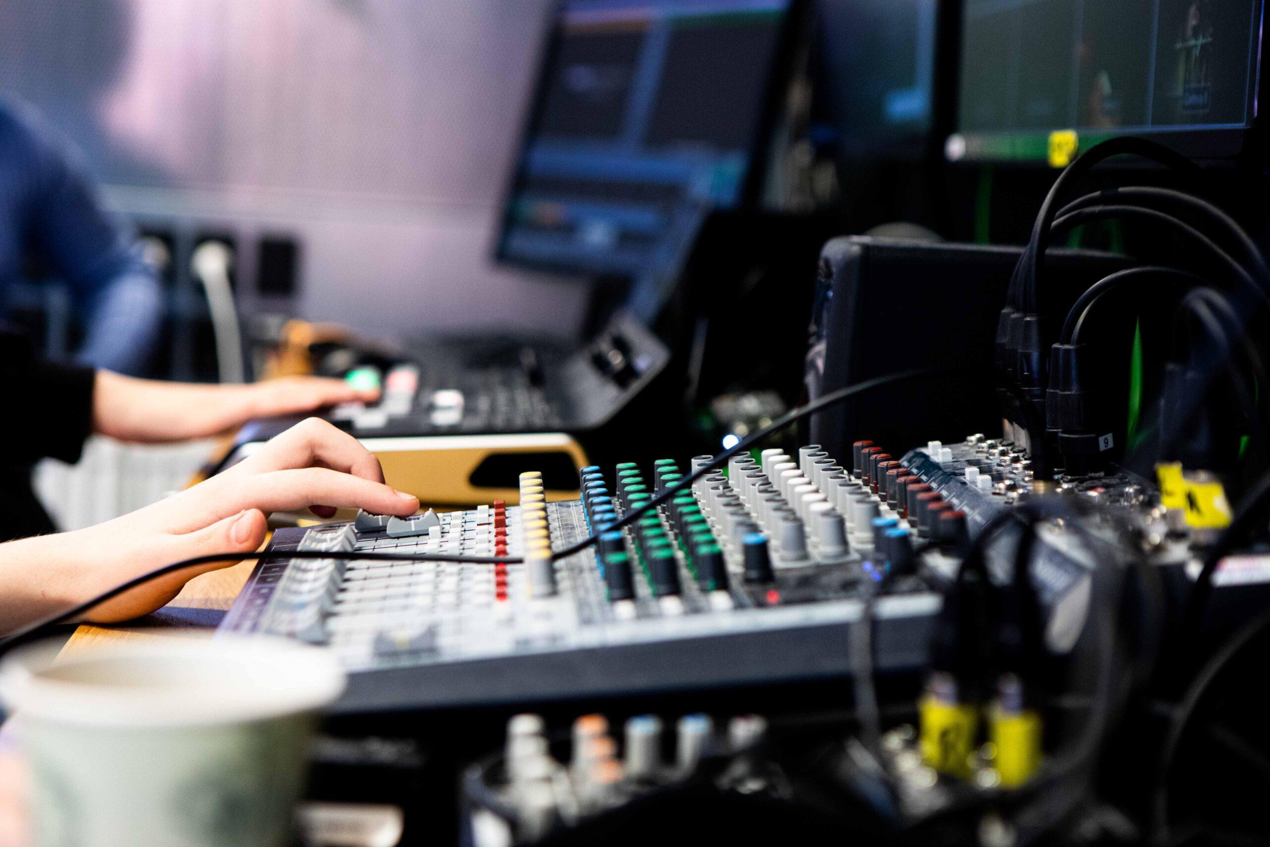Teknikken skal også spille i produktion på TV og Medier